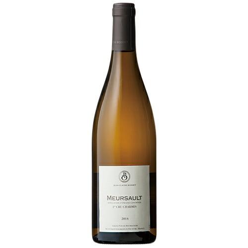 ワイン ジャン クロード ボワセ ムルソー プルミエ クリュ レ シャルム 2014 750ml (67-8)(F674) wine