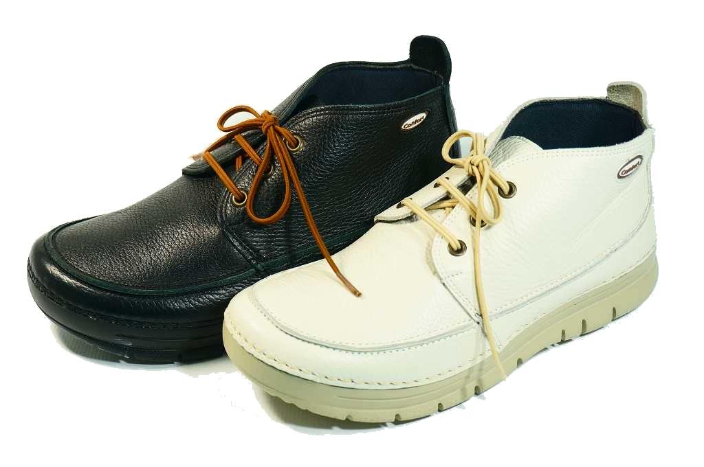 日本製 スニーカー スニーカーウォーキング ひも靴 高級感 本革痛くない靴/疲れない靴/黒/本革/レディース/靴