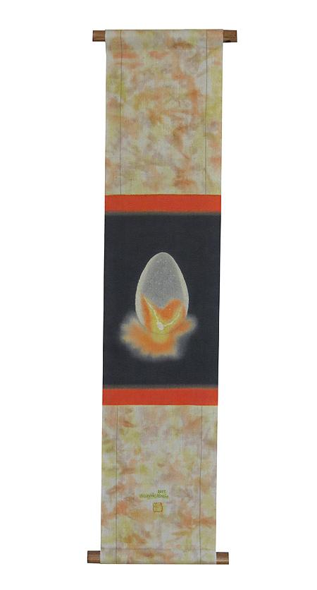 タペストリー・宇宙卵 (受注製作)