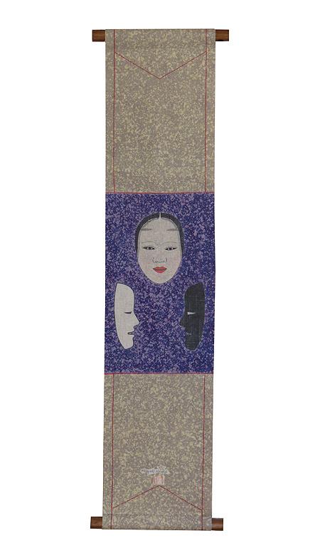タペストリー・増女 (受注製作)
