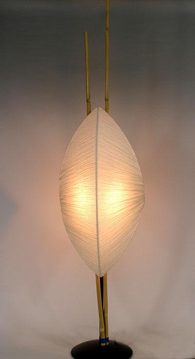 和紙の灯り・濃16  【インテリア照明 和風スタンドライト 間接照明】
