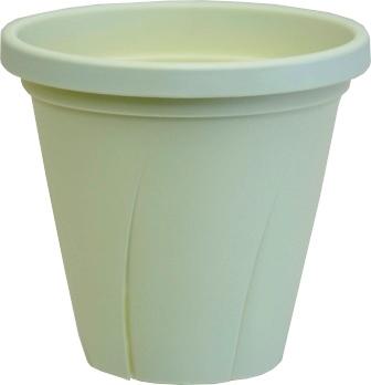 スリット 鉢 植木鉢 構造 切れ目 育苗 ナーセリー ポット 根が育つ 栽培用 期間限定特価品 大和プラスチック 業務用 プロ用 クリアランスsale 期間限定 8号 スリット構造の鉢 根はり鉢 バラの植替えに スリット鉢 ホワイト