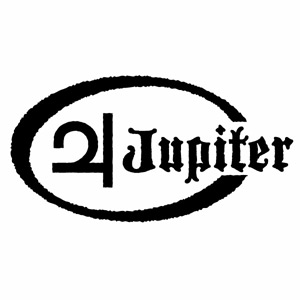 星好きの方に 惑星シリーズウインドウステッカー 木星記号 SEAL限定商品 Jupiter 腐食調 Ver.017 2020 幅約12.8cm×高約6.7cm カッティングステッカー 3枚組 惑星記号ステッカー ハンドメイド ミニサイズ