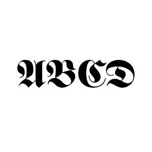 フランケンのモチーフでデザインされた切り文字 12文字までセット アルファベットステッカー フランケン書体02 オーダー切り文字 高さ50mm 激安セール 60mm より選べる ランキングTOP10 大文字 カッティングステッカー DIY オーダータイプ 防水 小文字あり diy