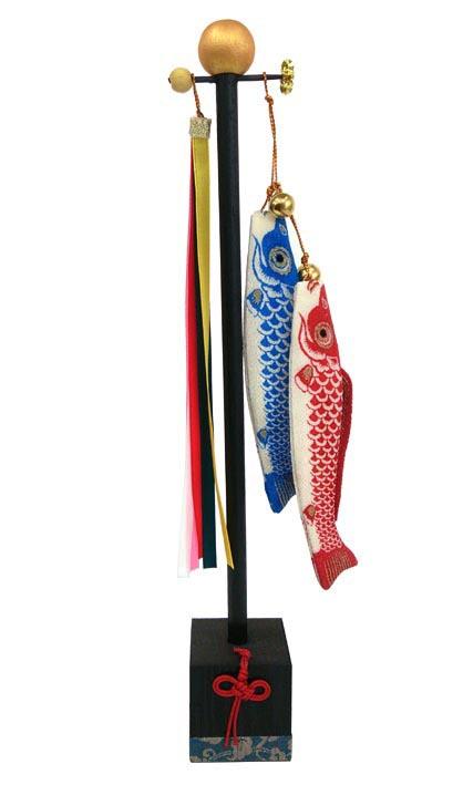 繊細で優しい風合の鯉のぼりです スタンド アウトレットセール 特集 染め鯉のぼり 2-210 リュウコドウ 五月人形 コンパクト 国産 日本製 室内 かわいい おしゃれ 今ダケ送料無料 こいのぼり