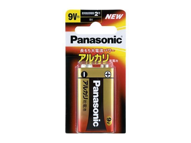 .6LR61XJ1B 激安セール ≪メール便発送可能≫9V電池 ナショナル ≪メール便発送可能≫アルカリ乾電池9V角形 6LR61XJ 1B Panasonic 松下 6LR61XJ1B9V電池 パナソニック 角形電池 角形 006P形 9V角型 9V形 安心の実績 高価 買取 強化中 9V電池 9V角形 アルカリ電池 角型 角型電池