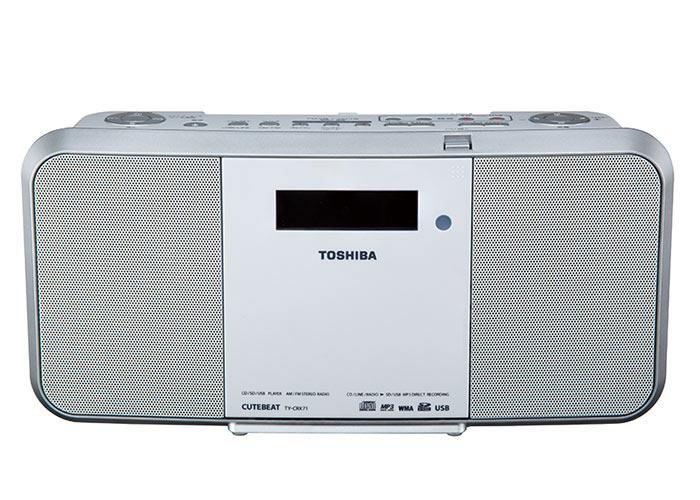 【送料無料】東芝 SD/USB/CDラジオ TY-CRX71 [ワイドFM]※取り寄せ品