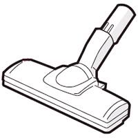 シャープ 掃除機用 吸込口(217 935 1022) ※取寄せ品