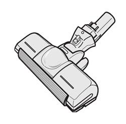 【送料無料】東芝 掃除機 ヘッド クリーナー用床ブラシ 4145H528  掃除 機 TOSHIBA ※取寄せ品