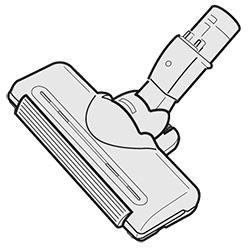 《セール期間クーポン配布!》【送料無料】東芝 掃除機 ヘッド クリーナー用床ブラシ 4145H575  掃除 機 TOSHIBA ※取寄せ品