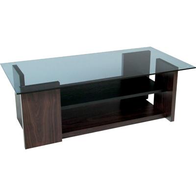 ガラステーブル【すぐ使えるクーポン進呈中】お洒落なガラス天板のセンターテーブル♪ SO-100BR SO-100WH テーブル センターテーブル ガラス製 ガラステーブル リビングテーブル リビング コーヒーテーブル モダン シンプル