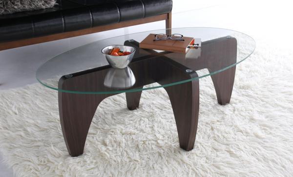 テーブル センターテーブル・ローテーブル 2WAYローテーブル『Clud』クルード違うレイアウトが楽しめる!2WAYローテーブル『Clud』クルード 40100726 ガラステーブルミニテーブルリビングテーブルサイドテーブルコーヒーテーブル木脚木目木製木