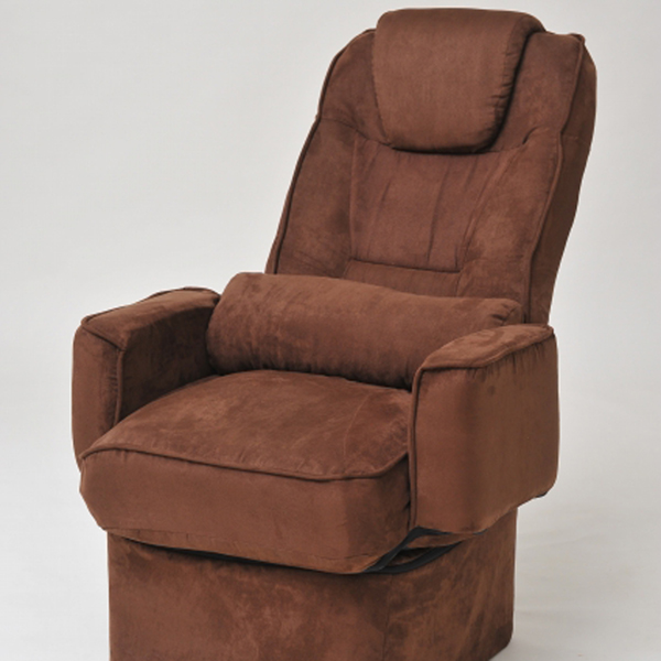 ハイタイプコタツ用椅子(1脚)【すぐ使えるクーポン進呈中】ダイニングこたつ用 リクライニングチェア 腰当てクッション付き 0849 イス チェア リクライニングチェア 布地 リクライニングチェア ダイニングチェア 椅子 いす こたつ用チェア コタツ用チェア