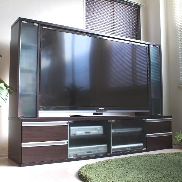 【300円OFFクーポン進呈中】【ランキング1位獲得】テレビ台 ゲート型 60インチ 大型テレビ対応テレビ周りをすっきり!日本製です JSTV-6038DBR JSTV-6038WH FLL-0024 テレビ台 収納 TV台 TVボード ハイタイプ ブラウン ホワイト 大型テレビ 大型
