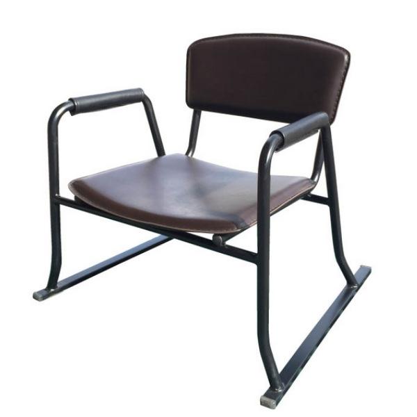 イス・チェア スタッキングチェア スタッキング式座敷チェア肘置付き 2脚組 ZCH-25違和感なく座る事ができます 10116 10117 イス チェア スタッキングチェア 背もたれ付 肘掛付 椅子 和座敷チェア 座敷椅子 法事 会合 高齢 お年寄り
