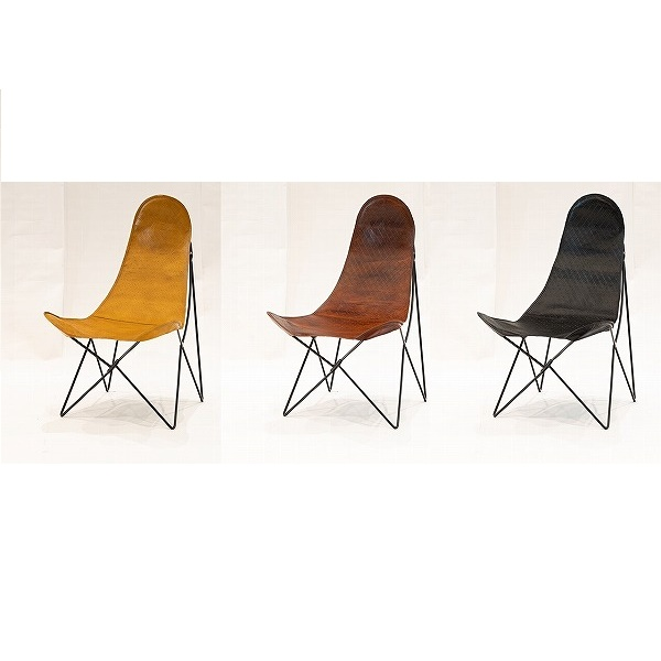 チェアー・ジュリオ レザー/ienowa インテリア・寝具・収納 イス・チェア ラウンジチェア・パーソナルチェア201200553 201200554 201200555 レザー リラクシングチェア 寛ぎ キャメル ブラウン ブラック 椅子 アウトドア おしゃれ
