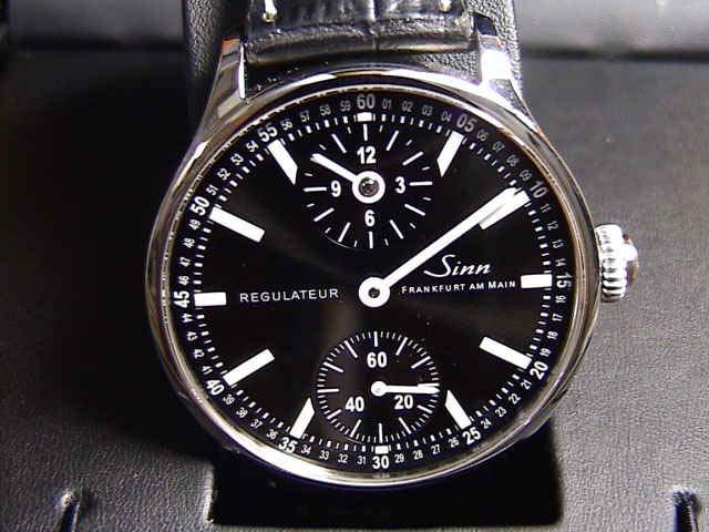ジン 腕時計 SINN 6100 TECHNIK 分割払いもOKです