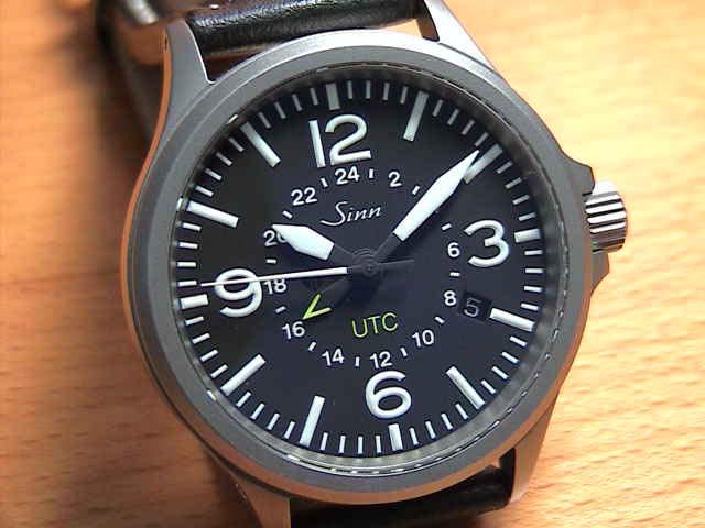 ジン 腕時計 SINN 856 分割払いもOKです