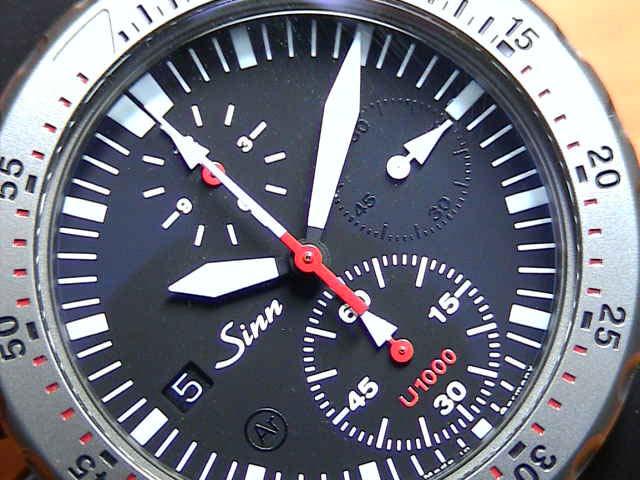 ジン 腕時計 Sinn U1000 分割払いもOKです