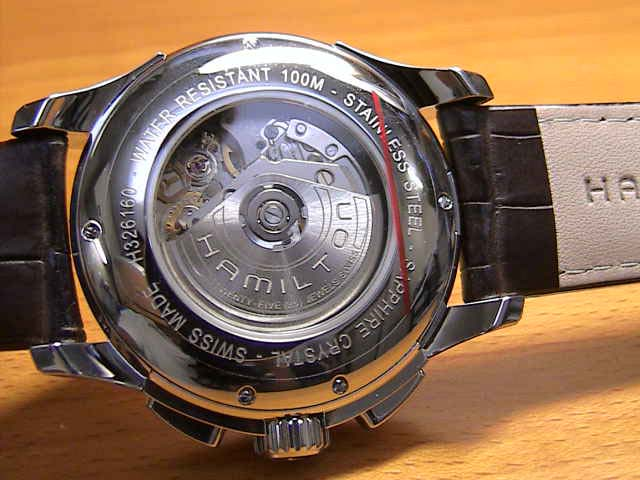 c9e658e8b Purchase gift comes to Hamilton Watch. For more information please see here  .