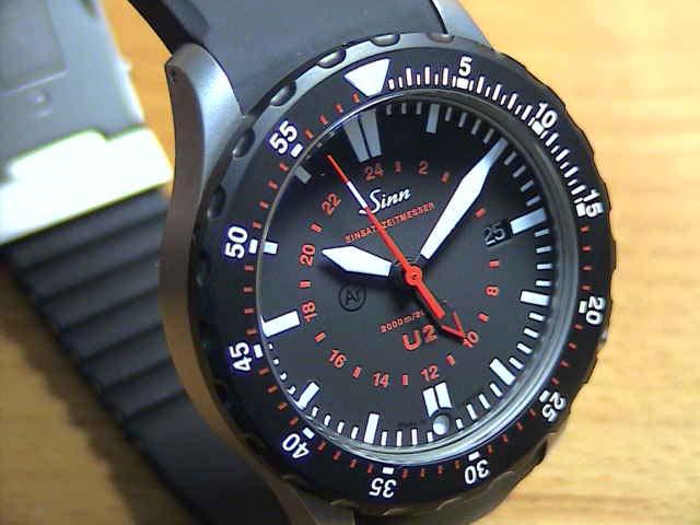 ジン 腕時計 Sinn U2 SDR EZM5 分割払いもOKです