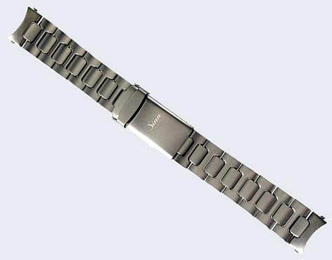【SINN】 ジン 腕時計 ブレスレット ジン Sinn 103,203 ,EZM1用 (20mm) 純正 チタンブレスレット フード付き ブレスレット ピュアチタン北は北海道、南は沖縄まで全国送料0円 送料無料でお届けします。優美堂はSinnのOfficial Agent (正規販売店)です。