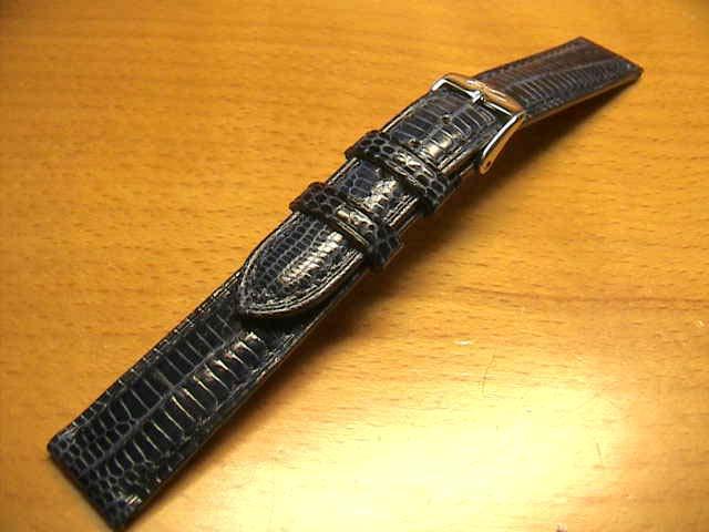 14mm時計バンド(腕時計)ベルト14ミリ リザード(トカゲ) 時計ベルト・バンド バネ棒サービス 14ミリ ネイビー 腕時計用 時計ベルト 時計用バンド 525円で販売していますバネ棒をサービスでお付けします。