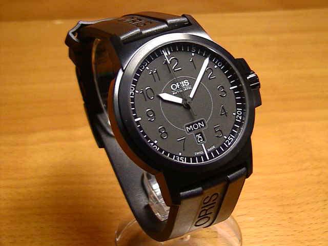 オリス 腕時計 ORIS 時計 BC3 アドバンスド デイデイト Ref.01 735 7641 4764-07 4 22 05B 【送料無料】