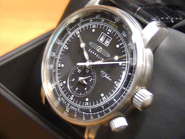 ZEPPELIN ツェッペリン腕時計 ZEPPELIN Special Edition 100 Years Zeppelin 100周年記念モデル 76402 メンズ 【正規輸入品】