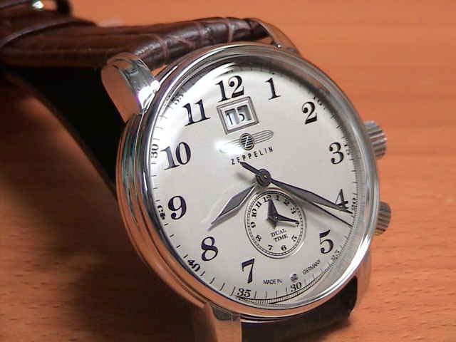 ZEPPELIN ツェッペリン腕時計 LZ127 Graf Zeppelin 76445 クォーツ メンズ 【正規輸入品】