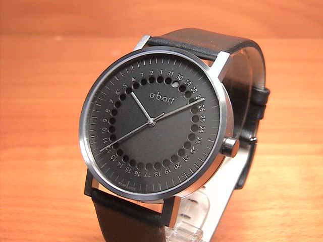 エービーアート 腕時計 a.b.art series O O-202 レザー メンズ 【正規輸入品】