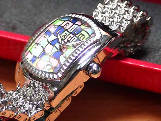リトモラティーノ 腕時計 ボーイズサイズ 33mm×36mm Q3MB99SB