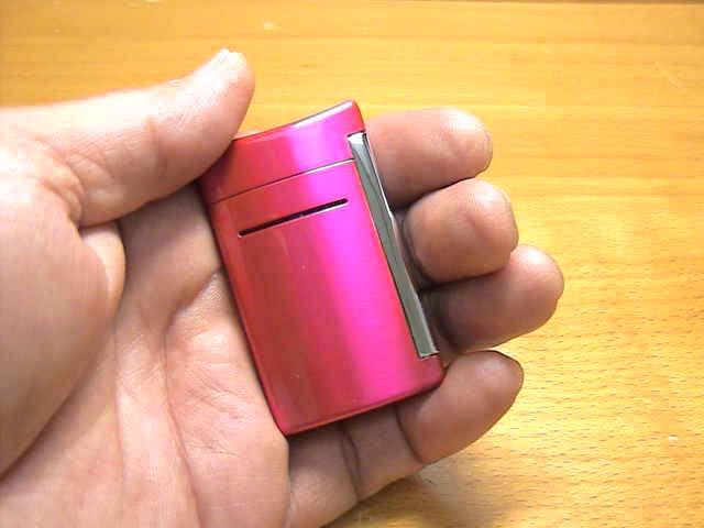 S.T.Dupont エス テー デュポン ライター Minijet ミニジェット ライター フーシャバズ 010051