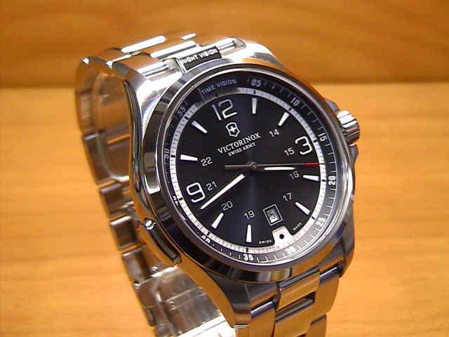 NIGHT VISION VICTORINOX ビクトリノックス 腕時計 ナイトビジョン Night Vision Ref.241569優美堂はビクトリノックス腕時計3年保証のついた正規商品を販売しています。