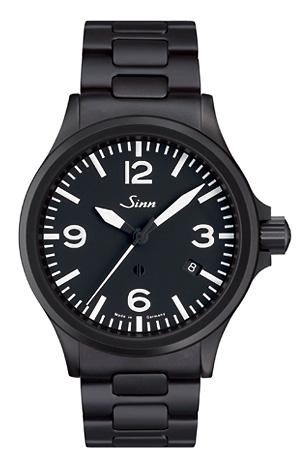ジン 腕時計 SINN sinn ジン時計 856.B.S 分割払いもOKです優美堂のジン腕時計はメーカー保証2年つきの正規輸入商品です