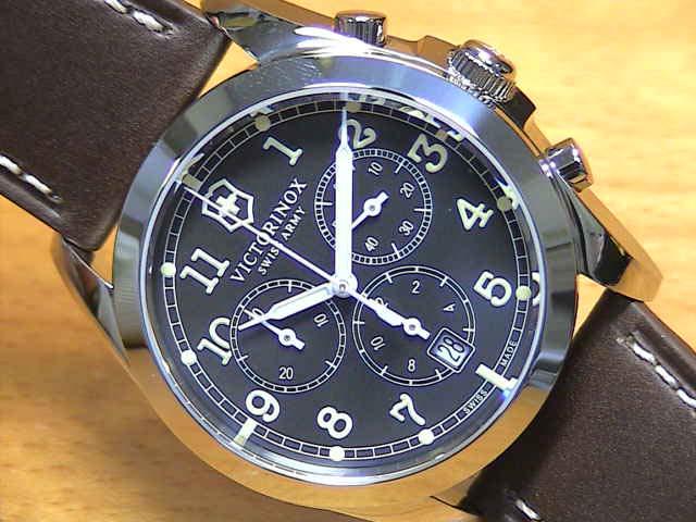 ビクトリノックス 腕時計 VICTORINOX Infantry Chronograph インファントリー クロノグラフ Ref.241567