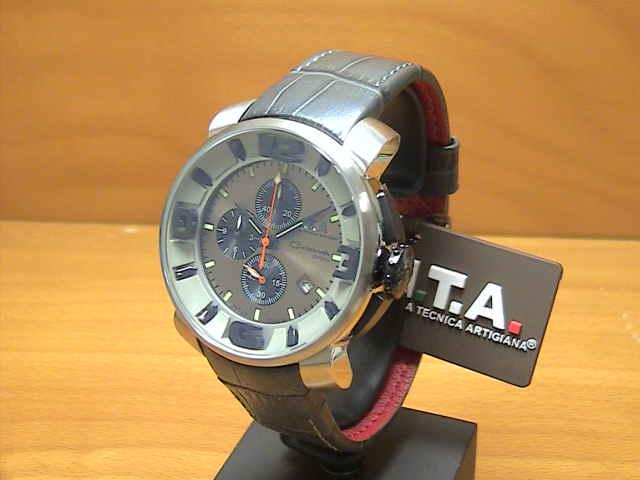 ITA 腕時計 アイティーエー カサノバ クロノ 正規商品 Ref.12.70.03