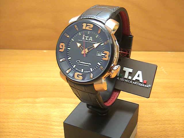 I.T.A アイティーエー 腕時計 カサノバ・オートマティコ 自動巻き式 正規商品 Ref.12.71.08