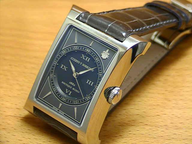クエルボイソブリノス 腕時計 エスプレンディドス 正規商品 Ref.2417-1GN 【クエルボ・イ・ソブリノス】無金利分割も可能です。