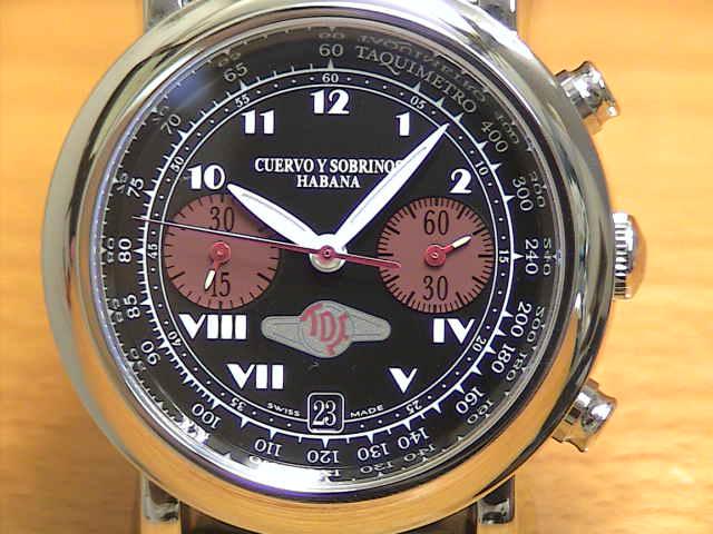 クエルボイソブリノス 腕時計 ツールドエスパーニャ 世界限定90本 正規商品 Ref.3022-1N 【クエルボ・イ・ソブリノス】 無金利分割も可能です。