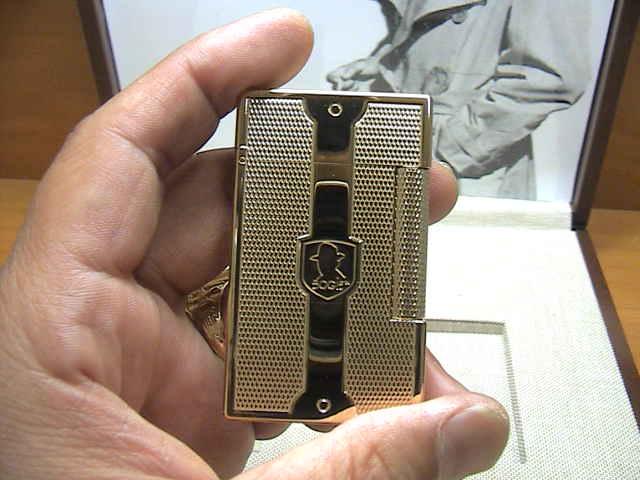 S.T. DUPONT デュポン ライター LIGNE2 ライン2 ライター LIGNE2 ハンフリー DUPONT・ボガート ゴールド 限定プレミアム・コレクション 16024, お宝ギターズ:fc8e0976 --- officewill.xsrv.jp