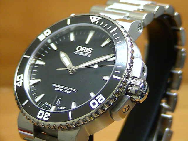 オリス 時計 腕時計 ORIS 40ミリ 73376764154M 送料無料 正規輸入品