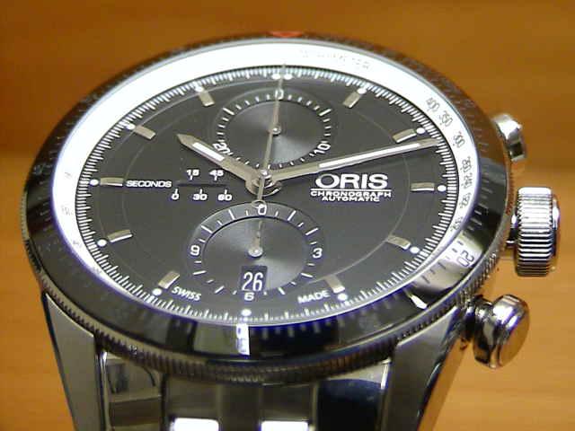ORIS オリス 腕時計 Artix アーティックス GT クロノグラフ 67476614154M 【送料無料】 【正規輸入品】