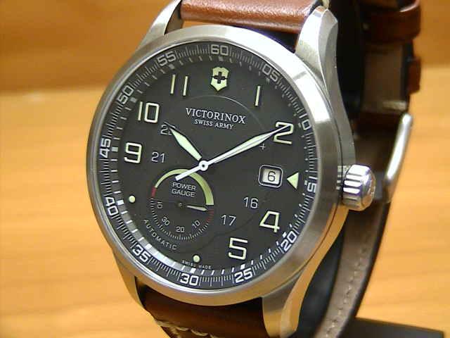 ビクトリノックス 腕時計 エアボス メカニカル パワーゲージ 241575