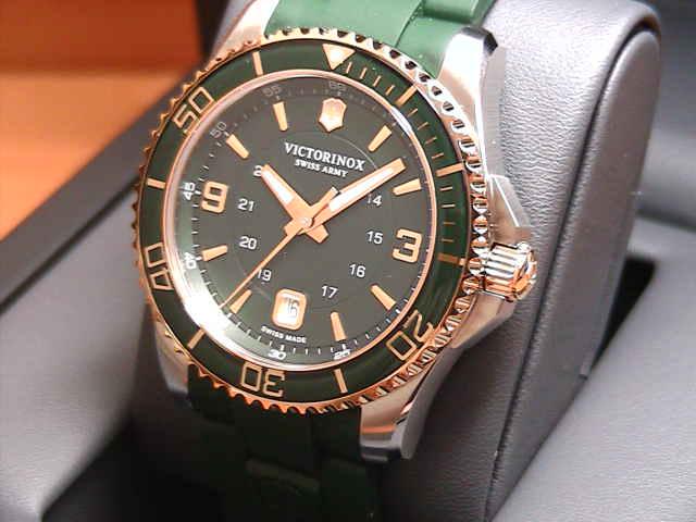VICTORINOX ビクトリノックス 腕時計 クラシック maverick 43mm マーベリック Ref.241606