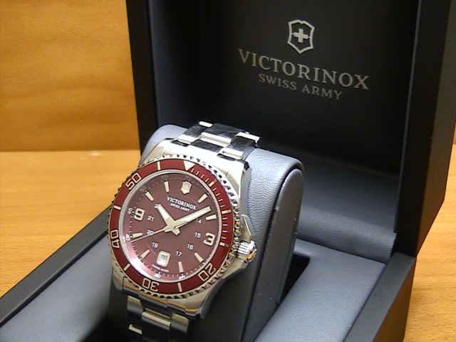VICTORINOX ビクトリノックス 腕時計 クラシック maverick 43mm マーベリック Ref.241604