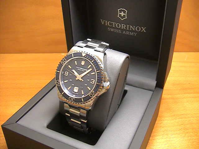 VICTORINOX ビクトリノックス 腕時計 クラシック Maverick Large 43mm マーベリック Ref.241602