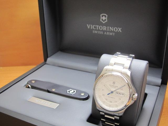 ビクトリノックス 腕時計 OFFICER'S 自動巻き 241548.1 正規品