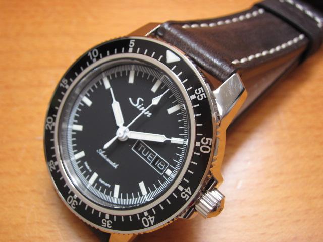ジン 腕時計 SINN 104.ST.SA 分割払いもOKです優美堂はSinnのOfficial Agent (正規販売店)です。