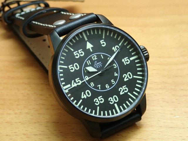 ラコ 腕時計 Laco パイロットウォッチ 861760 Bielefeld ビーレフェルト 42MM 自動巻優美堂のLaco ラコ腕時計はメーカー保証2年つきの正規販売店商品です。